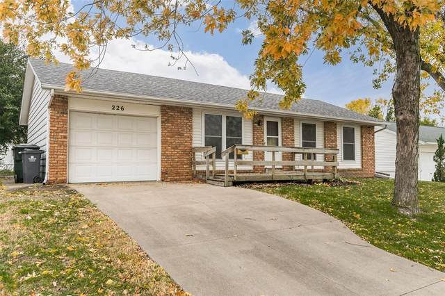 226 Norwick Road SW, Cedar Rapids, IA 52404 (MLS #2107364) :: The Graf Home Selling Team