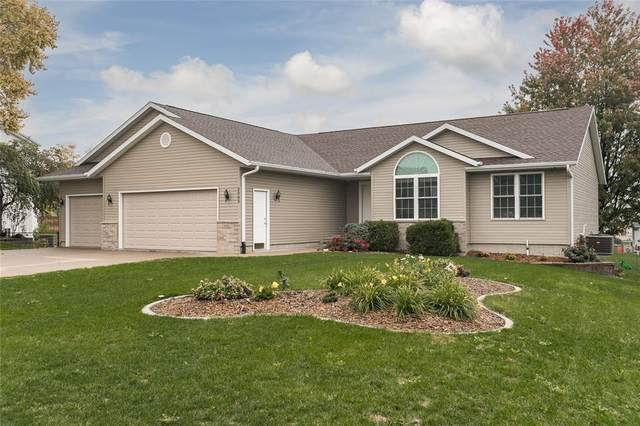 2065 Pike Court, Marion, IA 52302 (MLS #2107384) :: The Graf Home Selling Team