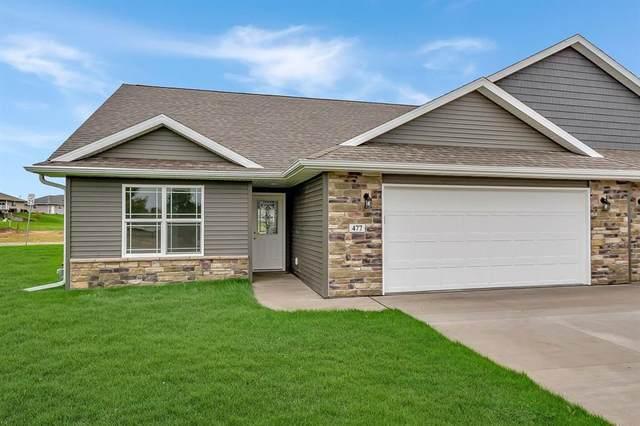 477 Chamber Drive, Anamosa, IA 52205 (MLS #2107389) :: The Graf Home Selling Team
