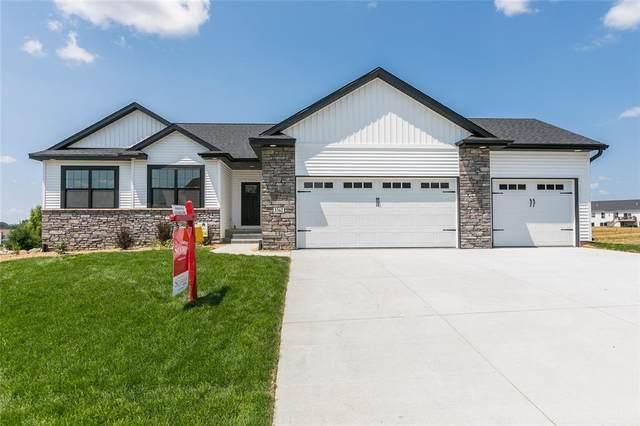 339 Meadows Field Drive NE, Cedar Rapids, IA 52402 (MLS #2107426) :: The Graf Home Selling Team