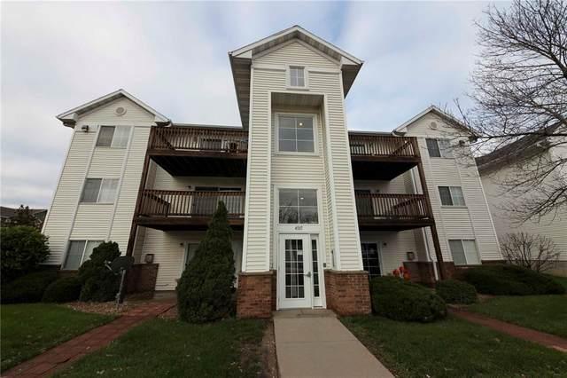 4517 1 Avenue SW #10, Cedar Rapids, IA 52405 (MLS #2107430) :: Lepic Elite Home Team
