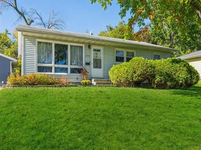 1636 10th Street NW, Cedar Rapids, IA 52405 (MLS #2107442) :: The Graf Home Selling Team