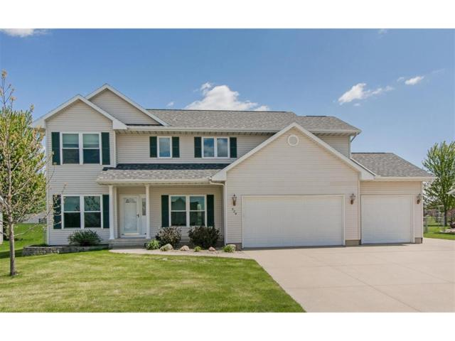 524 E Terrace Drive, Center Point, IA 52213 (MLS #1702981) :: The Graf Home Selling Team