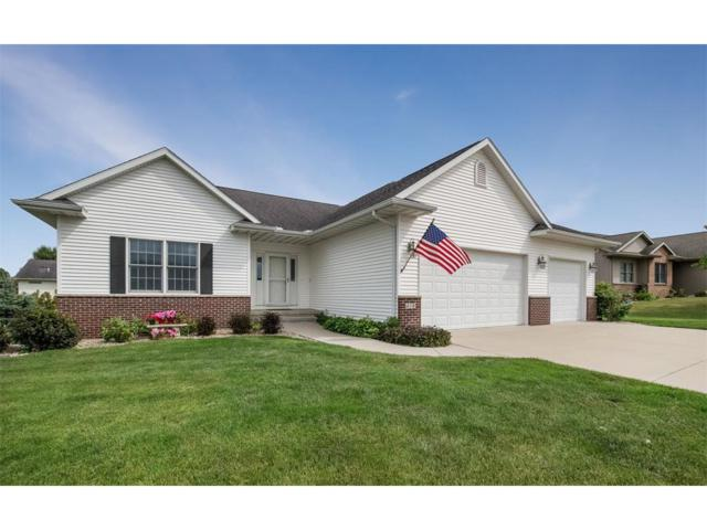 418 Prairie View Drive, Fairfax, IA 52228 (MLS #1707420) :: The Graf Home Selling Team