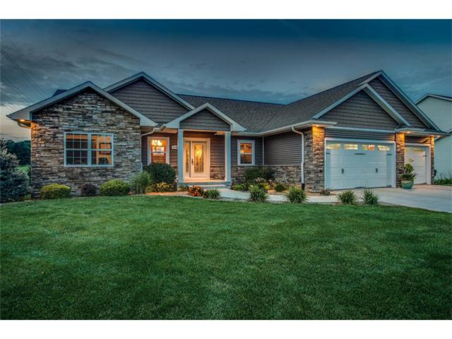 6430 Ushers Ridge Drive NE, Cedar Rapids, IA 52411 (MLS #1707790) :: The Graf Home Selling Team