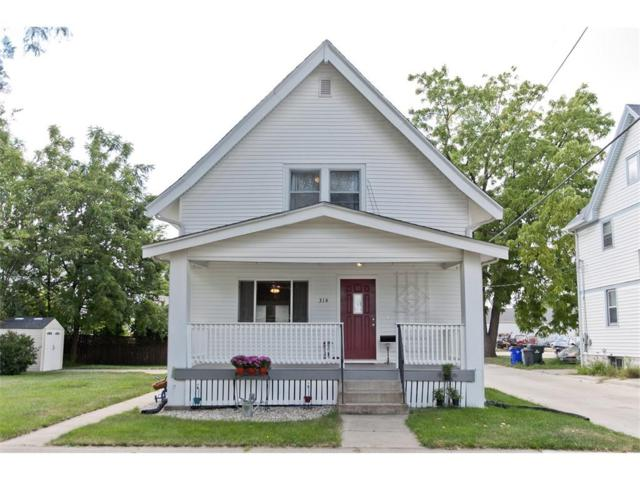 314 5th Street NW, Cedar Rapids, IA 52405 (MLS #1707795) :: The Graf Home Selling Team