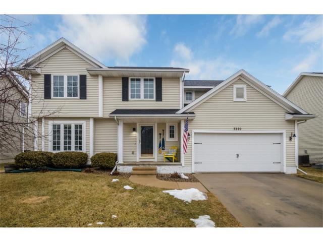 7220 Doubletree Road NE, Cedar Rapids, IA 52402 (MLS #1800992) :: The Graf Home Selling Team