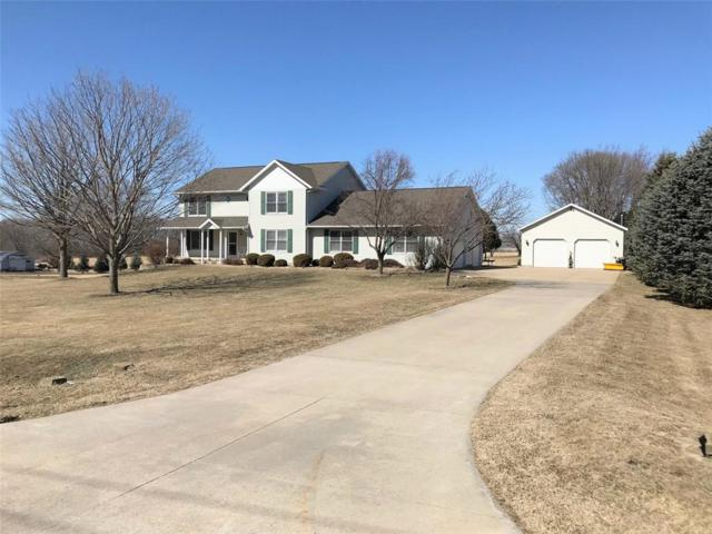 501 Scobey Road NW, Mt Vernon, IA 52314 (MLS #1801640) :: WHY USA Eastern Iowa Realty