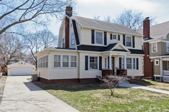 1831 Ridgewood Terrace SE, Cedar Rapids, IA 52403 (MLS #1802708) :: The Graf Home Selling Team