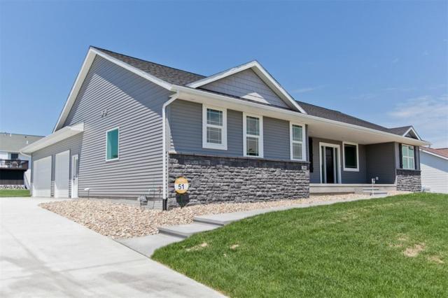 201 Cardinal Avenue, Atkins, IA 52206 (MLS #1804295) :: The Graf Home Selling Team