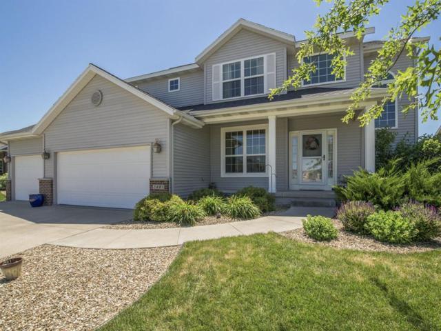 2485 Pebble Creek Drive, Marion, IA 52302 (MLS #1805002) :: The Graf Home Selling Team