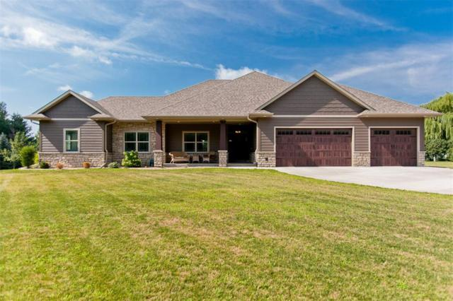 3027 Sandy Beach Road NE, Swisher, IA 52338 (MLS #1805150) :: The Graf Home Selling Team