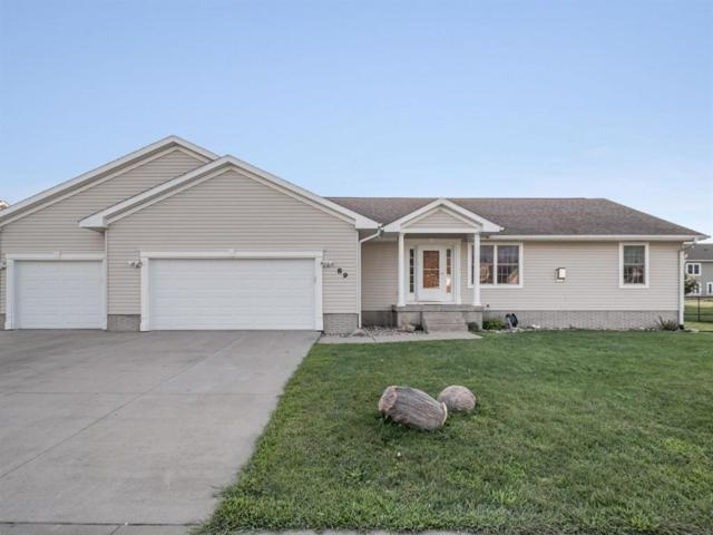 89 Cardinal Avenue, Atkins, IA 52206 (MLS #1805545) :: The Graf Home Selling Team