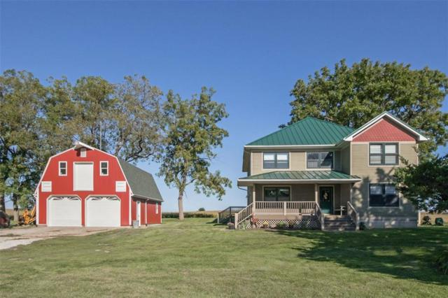 1456 Derby Avenue NW, Swisher, IA 52338 (MLS #1806385) :: The Graf Home Selling Team
