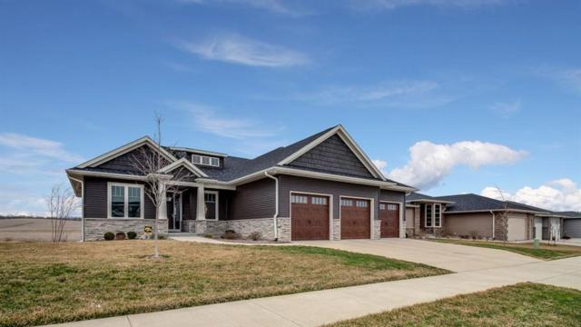 1380 Salm Drive, North Liberty, IA 52317 (MLS #1902544) :: The Graf Home Selling Team