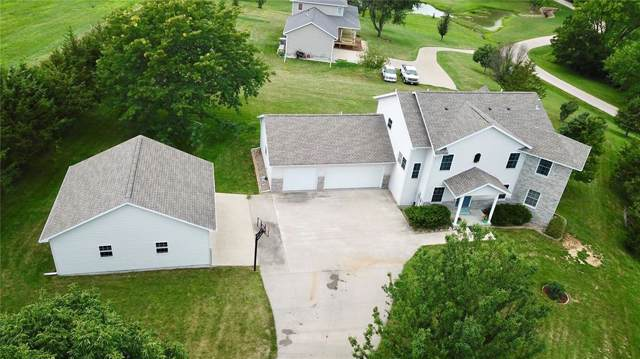 2835 Tranquil Court NE, Swisher, IA 52338 (MLS #1904849) :: The Graf Home Selling Team