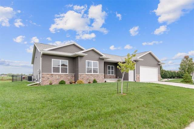 1698 Bridge Creek Court, Marion, IA 52302 (MLS #1906916) :: The Graf Home Selling Team