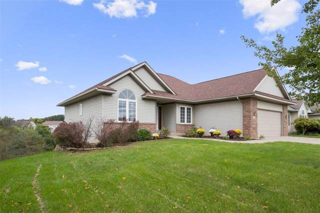 805 Lincolnshire Place, Coralville, IA 52241 (MLS #1907422) :: The Graf Home Selling Team