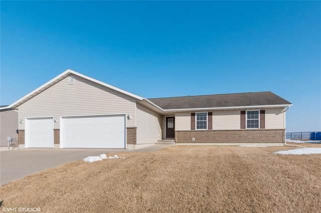 220 Gaddis Boulevard NE, Walford, IA 52351 (MLS #2001255) :: The Graf Home Selling Team