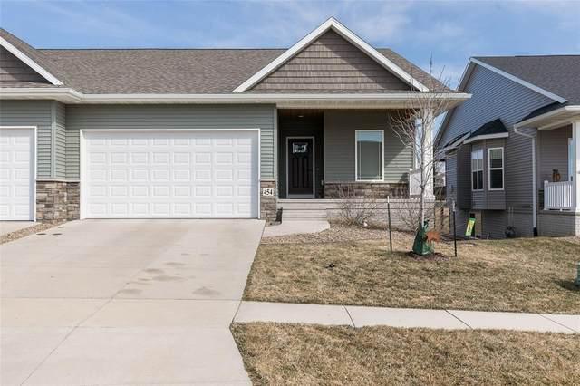 454 Ridge View Drive, Fairfax, IA 52228 (MLS #2001866) :: The Graf Home Selling Team