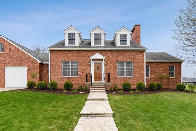195 Bluff Drive, Fairfax, IA 52228 (MLS #2002370) :: The Graf Home Selling Team