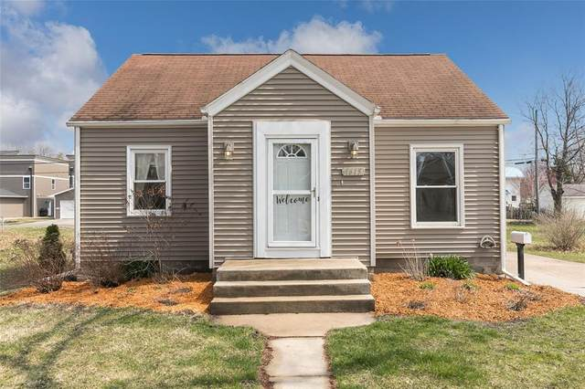 1615 8th Street NW, Cedar Rapids, IA 52405 (MLS #2002411) :: The Graf Home Selling Team
