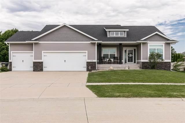 210 Creekview Court, Hiawatha, IA 52233 (MLS #2002475) :: The Graf Home Selling Team