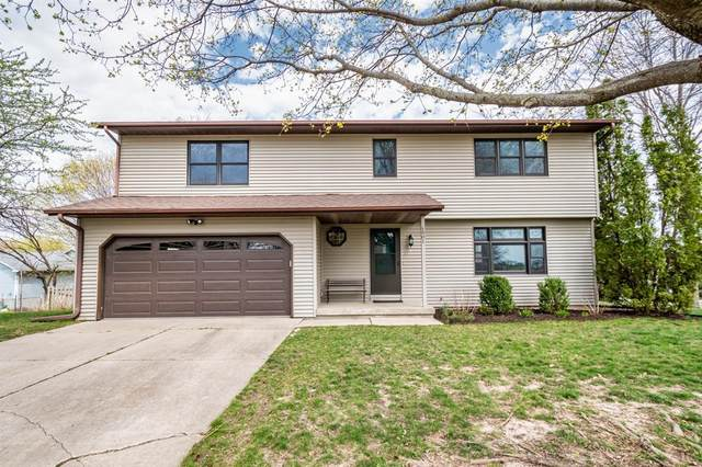 1901 Cambridge Drive, Coralville, IA 52241 (MLS #2002520) :: The Graf Home Selling Team