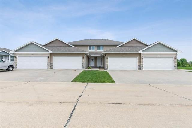 6395 Muirfield Drive SW, Cedar Rapids, IA 52404 (MLS #2003874) :: The Graf Home Selling Team