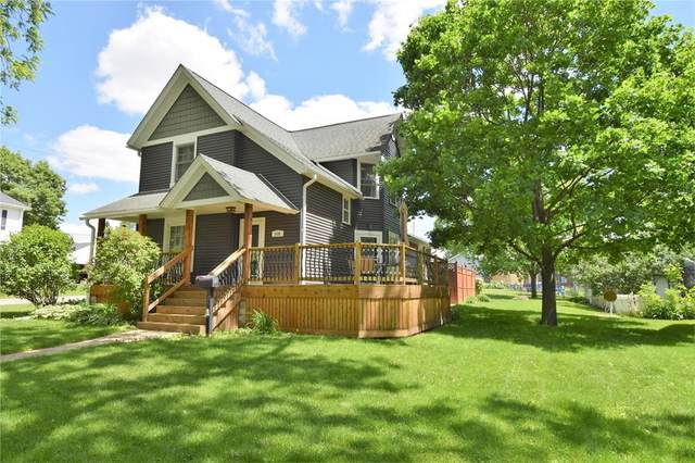618 2nd Avenue NW, Mt Vernon, IA 52314 (MLS #2003947) :: The Graf Home Selling Team