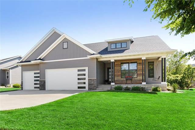 6313 Ushers Ridge Drive NE, Cedar Rapids, IA 52411 (MLS #2004014) :: The Graf Home Selling Team