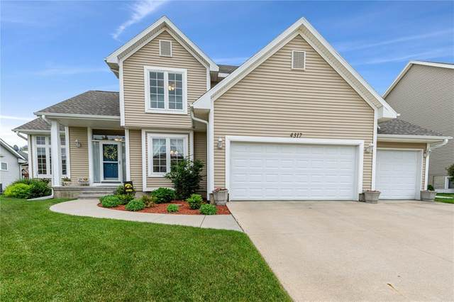 4317 Spring Meadow Place NE, Cedar Rapids, IA 52411 (MLS #2004159) :: The Graf Home Selling Team