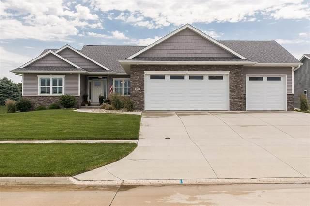 2917 Savannah Drive, Hiawatha, IA 52233 (MLS #2004530) :: The Graf Home Selling Team