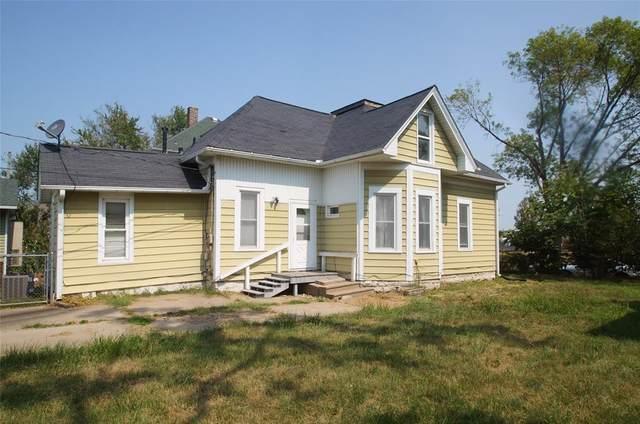 1506 Hamilton Street SW, Cedar Rapids, IA 52404 (MLS #2006010) :: The Graf Home Selling Team