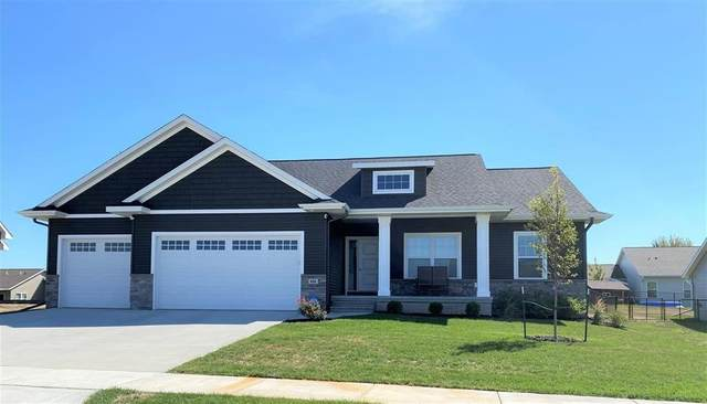 303 Linden Lane, Tiffin, IA 52340 (MLS #2006637) :: The Graf Home Selling Team