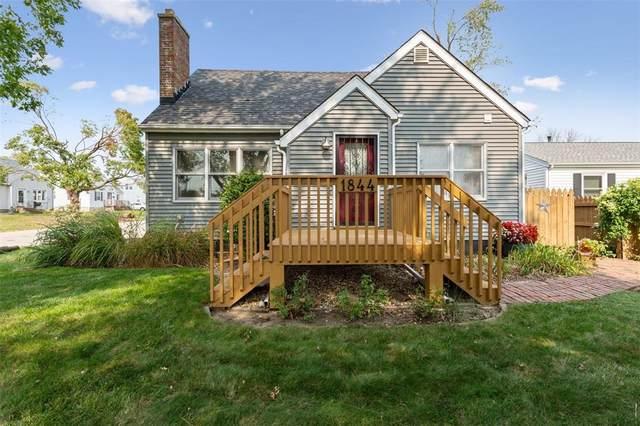 1844 B Avenue NW, Cedar Rapids, IA 52405 (MLS #2006683) :: The Graf Home Selling Team