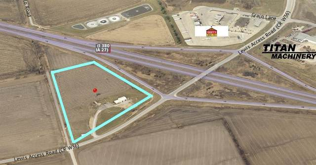 4299 Lewis Access Road, Center Point, IA 52213 (MLS #2007251) :: The Graf Home Selling Team