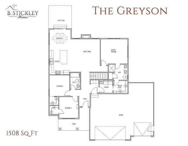 1402 Glen Oaks Drive, Fairfax, IA 52228 (MLS #2007717) :: The Graf Home Selling Team