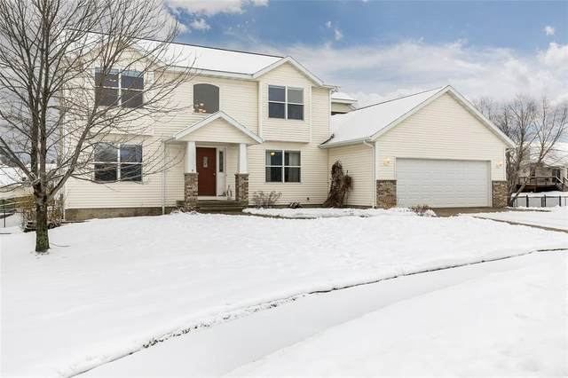 3945 Dostal Court, Marion, IA 52302 (MLS #2100295) :: The Graf Home Selling Team