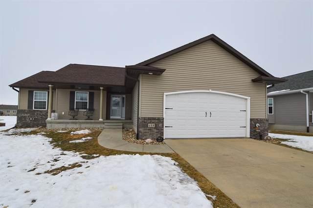 456 Creek Side Drive, Fairfax, IA 52228 (MLS #2100406) :: The Graf Home Selling Team