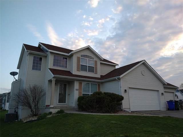 600 Hearthstone Drive NW, Cedar Rapids, IA 52405 (MLS #2102695) :: The Graf Home Selling Team