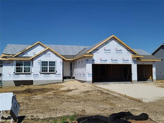 6602 Scarlet Rose Circle SW, Cedar Rapids, IA 52404 (MLS #2102863) :: The Graf Home Selling Team