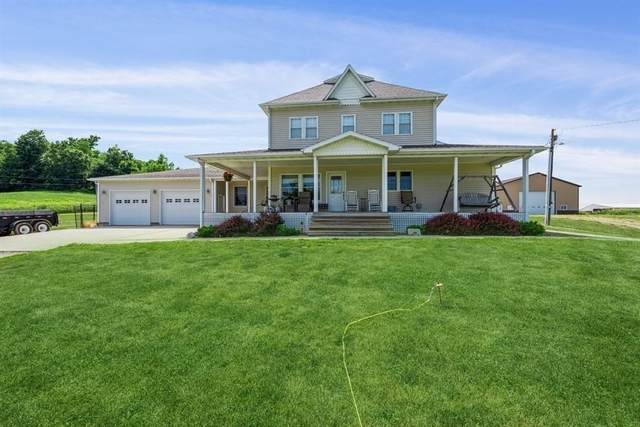 2620 S Avenue, Clutier, IA 52217 (MLS #2104064) :: The Graf Home Selling Team