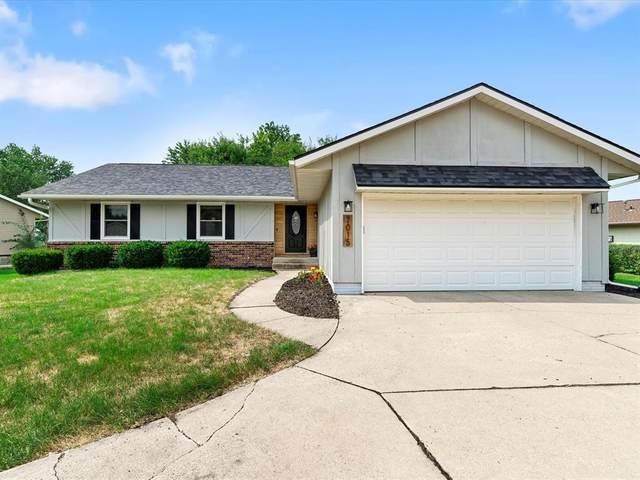 7015 Brentwood Drive NE, Cedar Rapids, IA 52402 (MLS #2105006) :: Lepic Elite Home Team