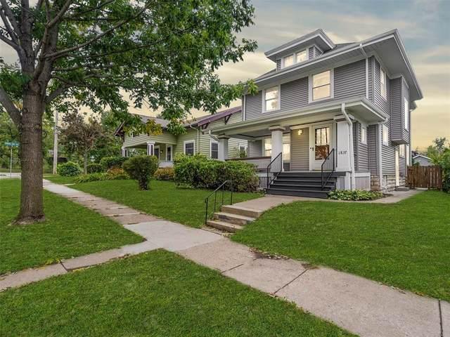 1837 7th Avenue SE, Cedar Rapids, IA 52403 (MLS #2107085) :: The Graf Home Selling Team