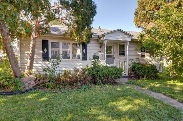 1426 N Street SW, Cedar Rapids, IA 52404 (MLS #2107144) :: The Graf Home Selling Team