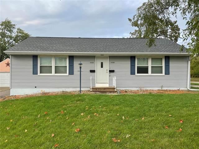 1430-1432 Golfview Drive, Cedar Rapids, IA 52402 (MLS #2107385) :: The Graf Home Selling Team