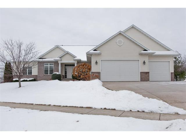 1161 James Avenue NE, Swisher, IA 52338 (MLS #1800231) :: The Graf Home Selling Team