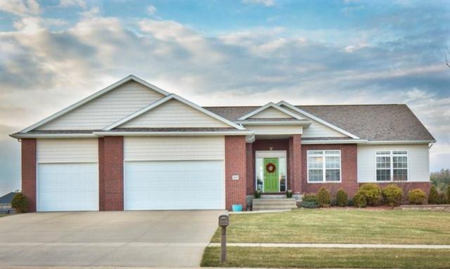 820 Woodland Drive, Robins, IA 52328 (MLS #1902221) :: The Graf Home Selling Team