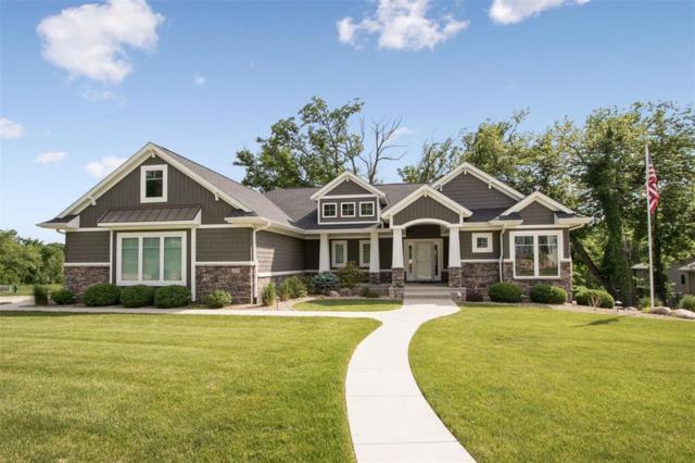 4375 Pioneer Trail SE, Cedar Rapids, IA 52403 (MLS #1905008) :: The Graf Home Selling Team